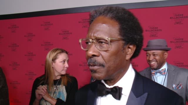 INTERVIEW Clarke Peters on his initial reaction to the script talks about his character and what it was like working with the cast and Martin...