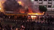 Clashes between rival demonstrators erupted on Friday in Egypts second city Alexandria on the eve of the final round of a referendum on a divisive...