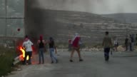 Clashes errupted near Ramallah on Sunday afternoon as Israel took the rare and drastic step of barring Palestinians from Jerusalems Old City after...