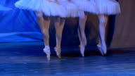 classical ballet - dance at their fingertips