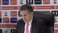 Claude Puel says his team put in a great performance today against a top side He says keeping the clean sheet was important however there is a bit of...
