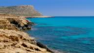 Clear Blue Sea Coastline - Full HD