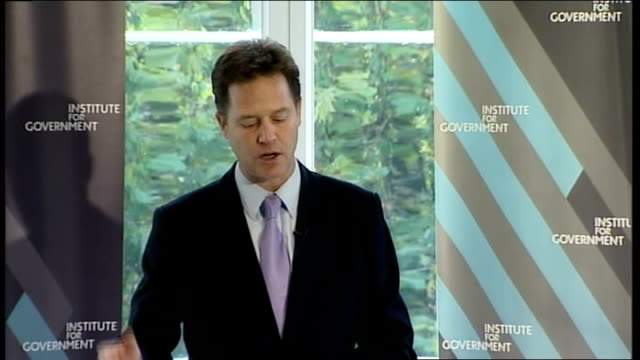 Clegg outlines changes in the way the Coalition will goven Clegg speech And as individuals most of us are acutely aware that shortterm desires can...