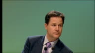 Clegg speech to Scottish Liberal Democrats conference On the second crisis too – the social crisis we have been swift to act This April we will...