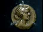 Cleopatra exhibition Walker interview SOT No evidence that she was short fat and ugly / some coins portray her as ugly but we have coins which show...