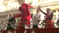 Clifford the Big Red Dog and Miss USA Alyssa Campanella at 2012 World Read Aloud Day Celebration on 3/7/2012 in New York NY United States