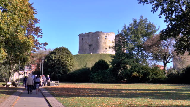Clifford's Tower - York, England