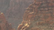 Cliffs amp rock formations w/ stratification parallel layers of geologic materials valley canyon chasm Hellhole Bend geography geology strata...