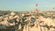 Cliffs and Valleys, Cappadocia, Turkey