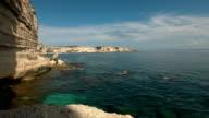 Cliffs of Bonifacio, Corsica