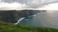 HD: Scogliere di Moher in Irlanda