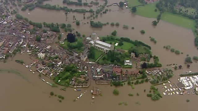 Climate Change and the potential threat to Britains future has been laid bare for the first time A national assesment has highlighted one hundred...