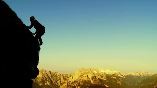 HD: Climbing Just Below The Summit