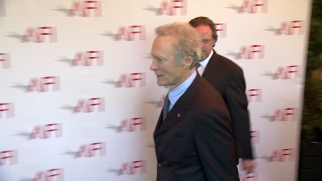 Clint Eastwood at 2015 AFI Awards Luncheon at The Four Seasons Hotel on January 09 2015 in Beverly Hills California