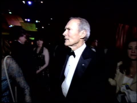 Clint Eastwood at the 2005 Academy Awards Ballroom at the Kodak Theatre in Hollywood California on February 27 2005