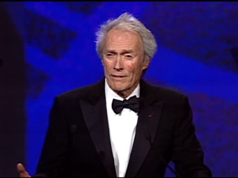 Clint Eastwood at the 2009 Palm Springs International Film Festival at Los Angeles CA