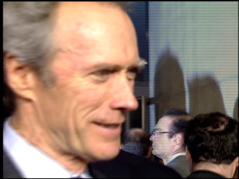 Clint Eastwood at the 'Sunset Boulevard' Premiere at Shubert Theater in Century City California on November 30 1993