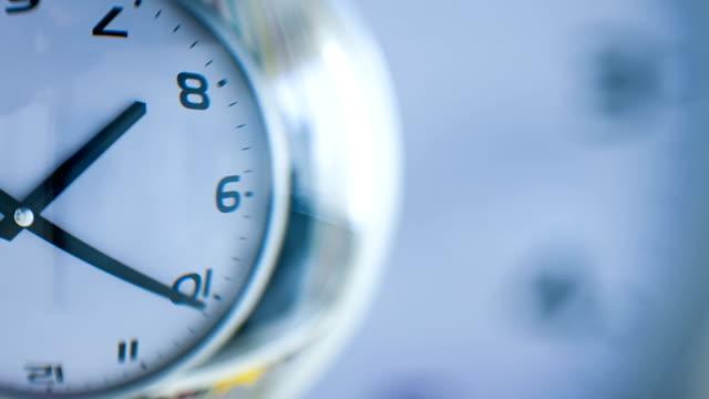 Clock Time Lapse