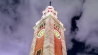 Clock Tower-Hyperlapse