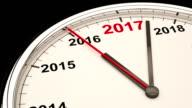 2017 Clock