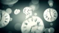 Uhren fallen