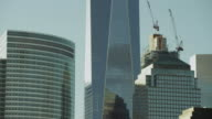 Close Shot Of One World Trade Center
