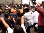 Close to 13000 people attempted to smash the world record Saturday in Mexico City for the most people simultaneously performing Michael Jackson's...