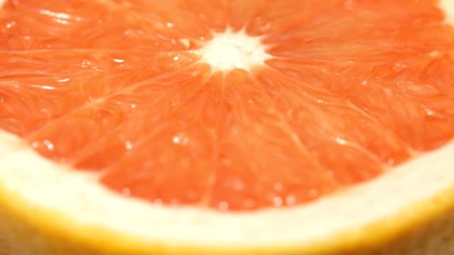 Close up of Grapefruit
