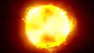 Close up Sun HD