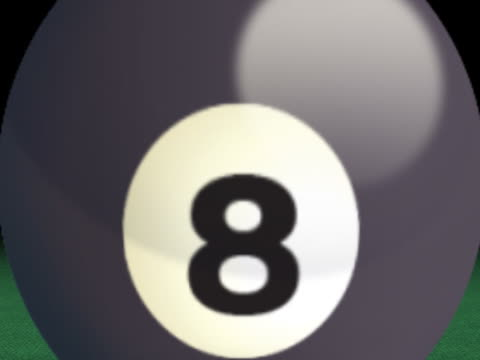 Close-up of numbers on circles