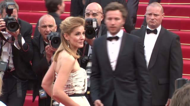 Clotilde Courau at De Rouille et D'os Premiere 65th Cannes Film Festival at Lumiere on May 17 2012 in Cannes France