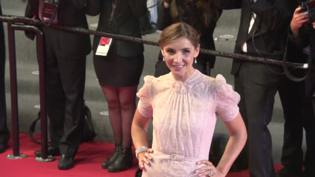 Clotilde Courau at 'La Grande Bellezza' Red Carpet 5/21/2013 in Cannes France