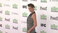 Clotilde Courau at the 2014 Film Independent Spirit Awards Arrivals on March 01 2014 in Santa Monica California