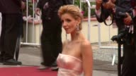 Clotilde Courau at the You Will Meet a Tall dark Stranger Premiere Cannes 2010 Film Festival at Cannes