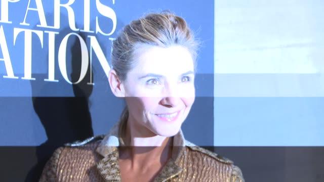 Clotilde Courau at Vogue Paris Foundation Party Haute Couture 2014 at Palais Galliera on July 09 2014 in Paris France