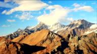cloud flowing under Matterhorn