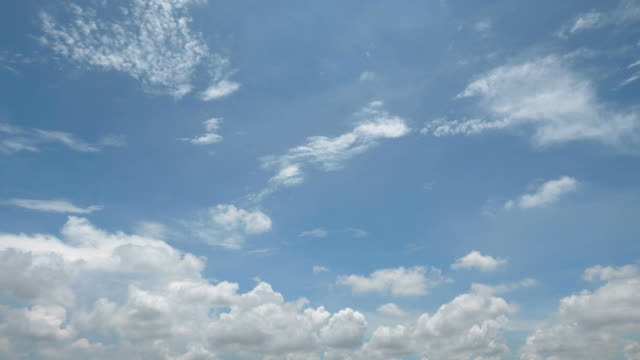 HD-Zeitraffer Wolken bewegen