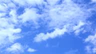 Wolken und Entspannen