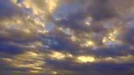 Clouds at morning