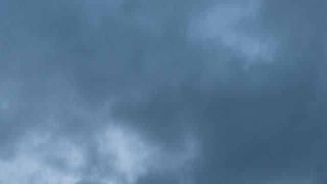 Wolken, Nahaufnahme, schnell