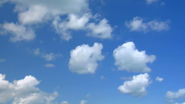 Wolken, HQ 1080 P. Progressive Frames