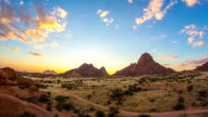 T/L WS Cloudscape Over The Spitzkoppe