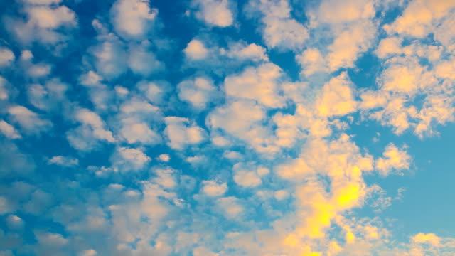 Cloudscape timelapse