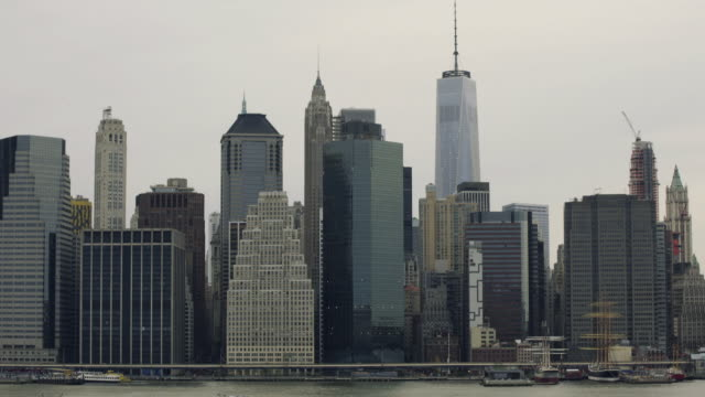 Cloudy Gotham