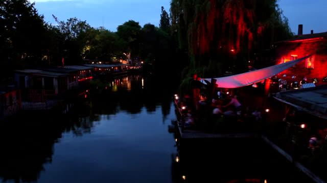 Club scene in Berlin