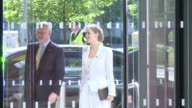 Co hosts Angelina Jolie and British Foreign Secretary William Hague have opened a four day summit in London on ending sexual violence in conflict the...