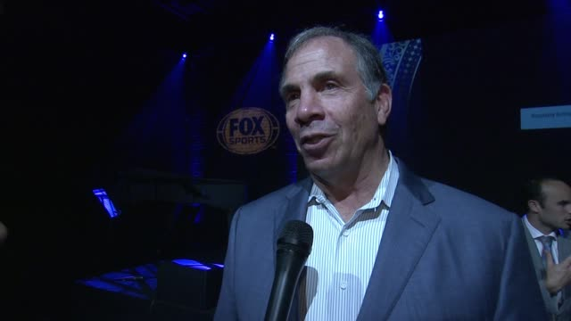 INTERVIEW – Coach Bruce Arena on what he expects to see on the focus on Russia on what is next for the USA team at Fox Sports' World Cup Kickoff at...