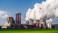 Kohle Brennen power plant