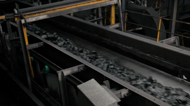 Coal conveyor - Coal wash.