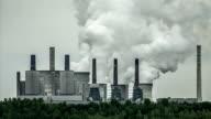 Kohle gefeuerten Kraftwerk